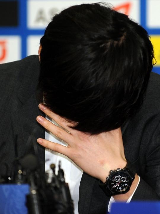 """박지성 모친상…JS파운데이션 """"지난달 영국서 교통사고로 병원서 치료받다 12일 사망"""""""