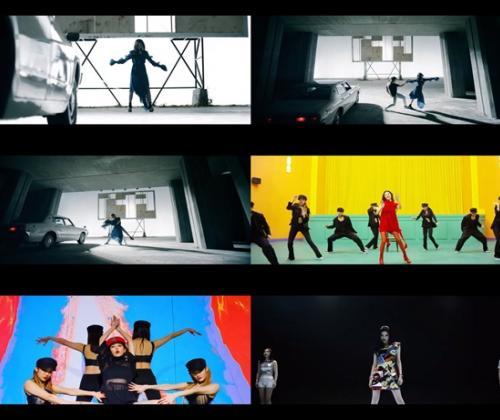 선미 '주인공' MV 속 길쭉한 춤선 '역시 47kg·110cm'