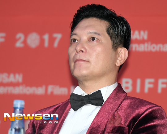 [포토엔HD] 서태화 '떨리는 개막작 기자회견'(부산국제영화제)