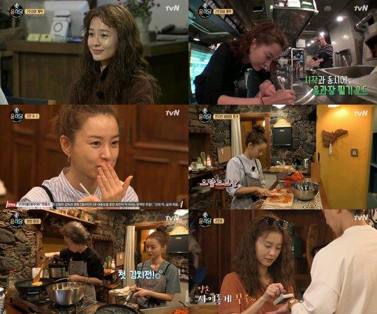 '윤식당2' 정유미, 누나美까지 장착한 모태 러블리