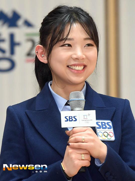 이슬비, 컬링요정→SBS 해설위원 '이기정X장혜지 경기 중계'