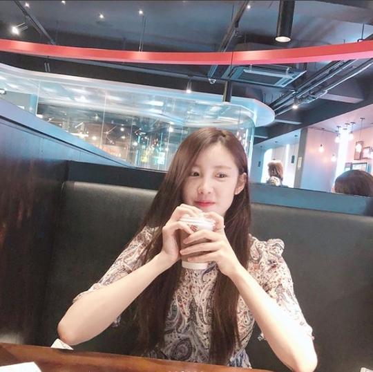 전효성, 섹시 아닌 청순요정 변신 '못 알아볼 뻔'