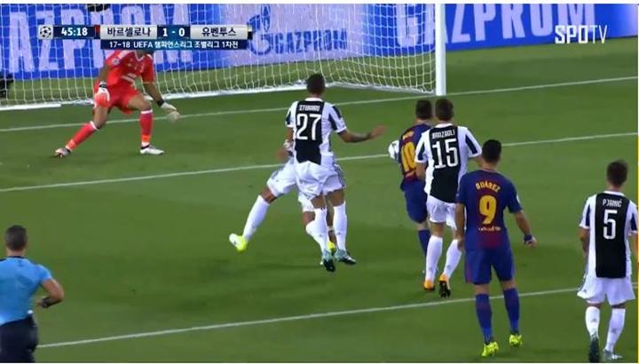 [챔피언스리그] 바르셀로나, 유벤투스전서 `완승` 거둬… 메시 `2골` 맹활약