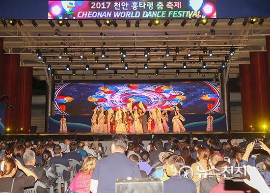 `천안흥타령춤축제2017` 13일 개막