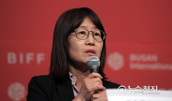 신수원 감독, 영화계 블랙리스트 논란·감독조합 보이콧을 말하다
