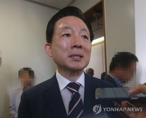 한국당 박찬우 의원 당선무효 확정