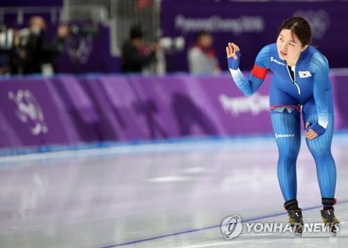 [평창올림픽] '빙속 전향' 박승희, 아름다운 도전 마무리… 女스피드 1000m서 16위
