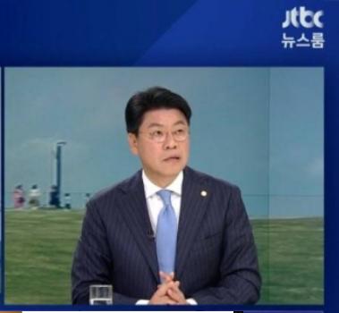 장제원의 호소, JTBC심경 고백