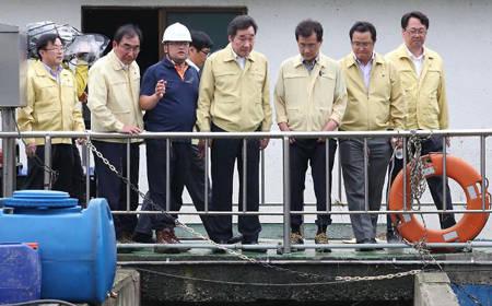 이낙연 총리, 폭우 피해 지역 찾아 `수습 만전을 기하라`
