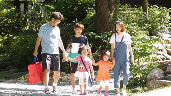 사람과 사람들, 강내우-이지민 부부 지성이와 행복한 가족이 될 수 있을까?