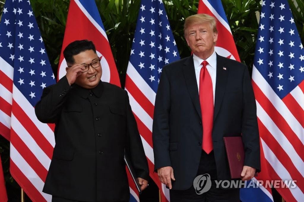 북미정상회담, '유일한 길' 재확인했다
