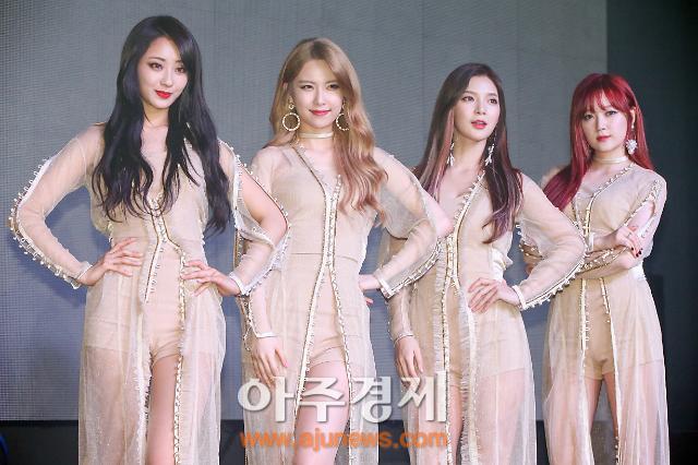 [AJU★가요] 여름 걸그룹 대전의 서막 '나뮤-마마무-블랙핑크-에이핑크', 당신의 선택은?