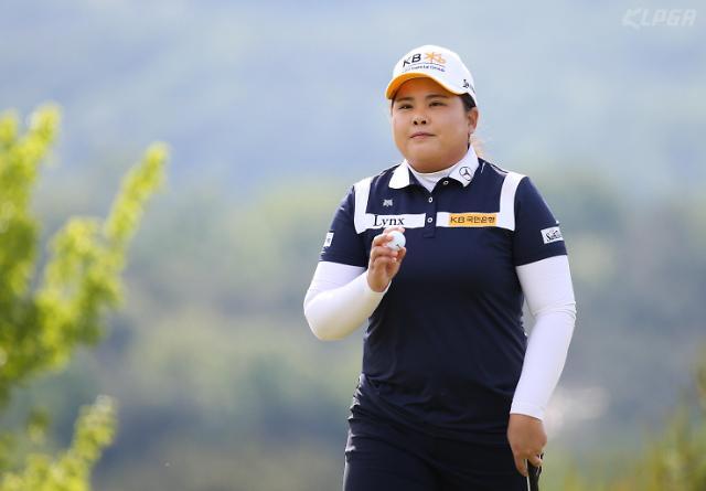 '언더파 37명' 이례적 한국여자오픈…박인비 체면 구긴 '오버파'