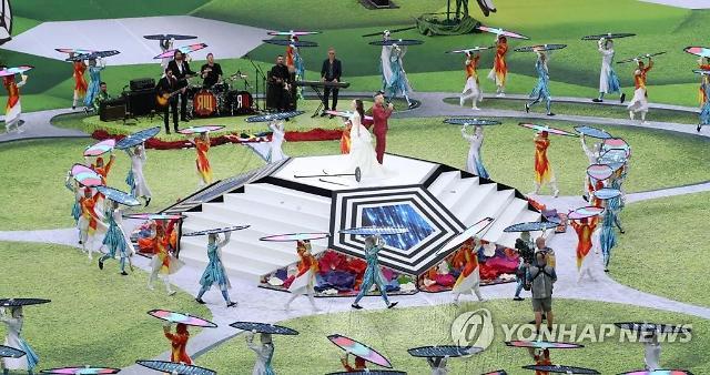 지구촌 '축구 축제' 시작 알린 러시아 월드컵 개막식