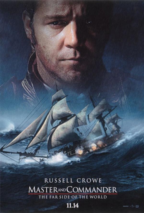 [EBS 영화-세계의 명화] `마스터 앤드 커맨더: 위대한 정복자`, 나폴레옹 시대 용맹한 남성들의 모험담