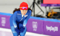 `500m 올인` 빙속여제 이상화 1000m 출전 포기… 고다이라 나오는 금메달 도전