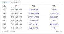 러시아 월드컵 한국대표팀 일정은… 18일 스웨덴전