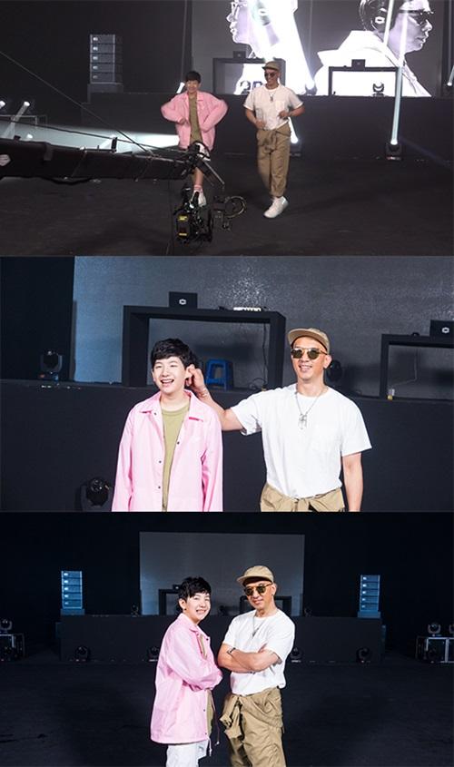 """'프듀2' 이우진, 클론 뮤직비디오 깜짝 등장…""""29일 간담회도 참석"""""""