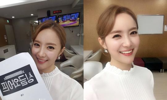 이용규 아내 유하나 `싱글와이프` 인증샷 `눈부신 미모`