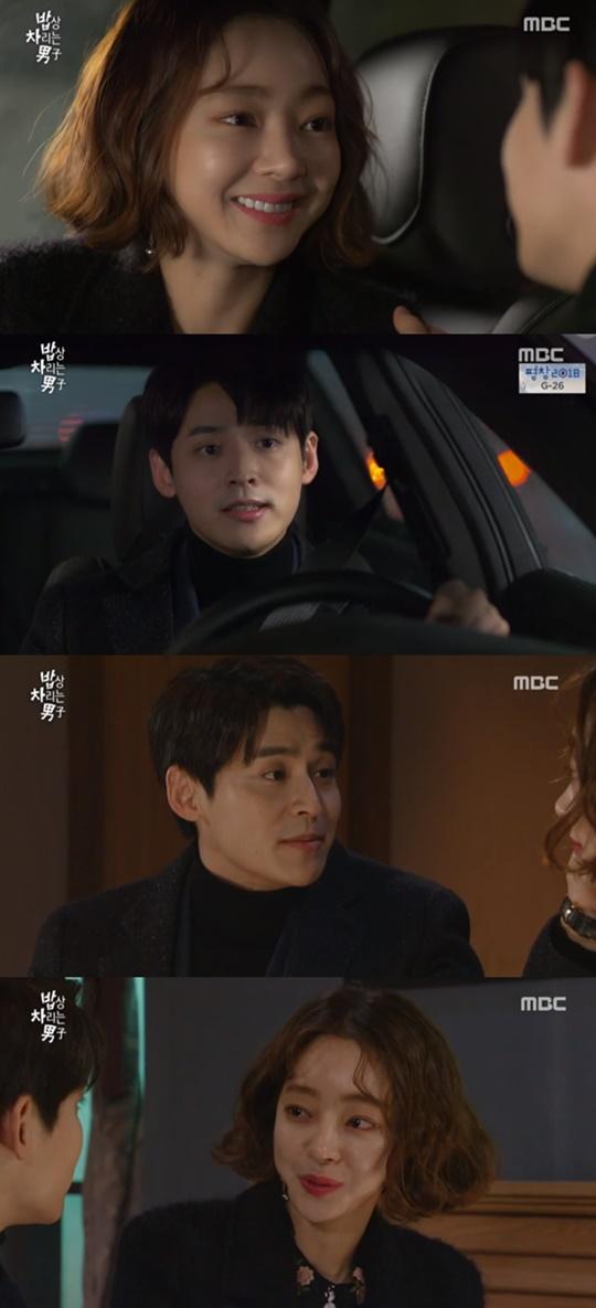 """[TV온에어] '밥차남' 서효림, 박진우 진심에 글썽 """"내 옆에 있어줘서 고마워"""""""