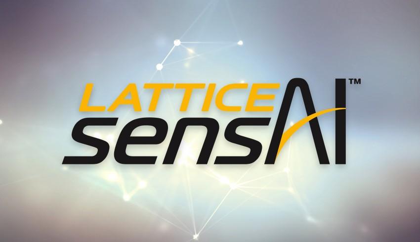 초저전력 래티스 sensAI, AI 기술 기반 IoT 확산 주도하겠다