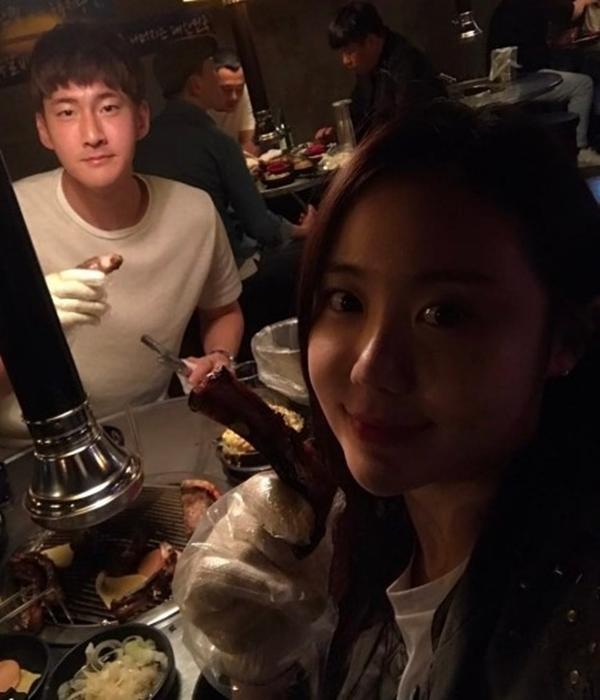 `이예림과 열애` 김영찬, 교제 보도 당시에도 불편한 심경 내비치더니…럽스타그램도 삭제?
