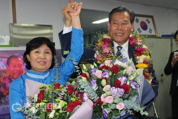 """김재종 옥천군수 """"일자리·활력 넘치는 경제도시 실현"""""""