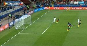 산체스 빠진 칠레, 카메룬과 0-0 (전반종료)