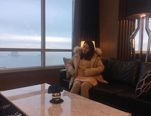 """오윤혜 결혼 3년만에 엄마… """"오는 4월 출산 예정 태명 '오복이'"""""""