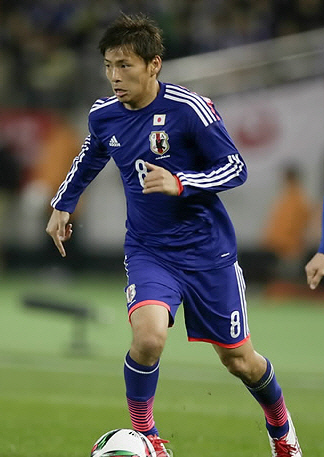 일본 드디어 승리…파라과이에 4-2 승리