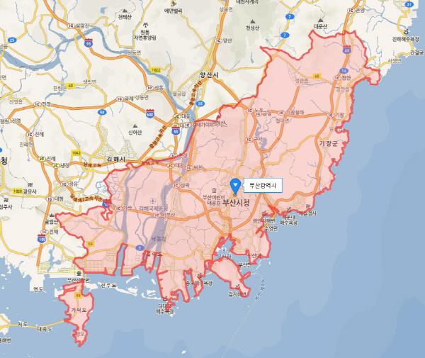 부산 기초단체장 개표 상황 8곳 개표 진행…민주당 4곳, 한국당 4곳 우세