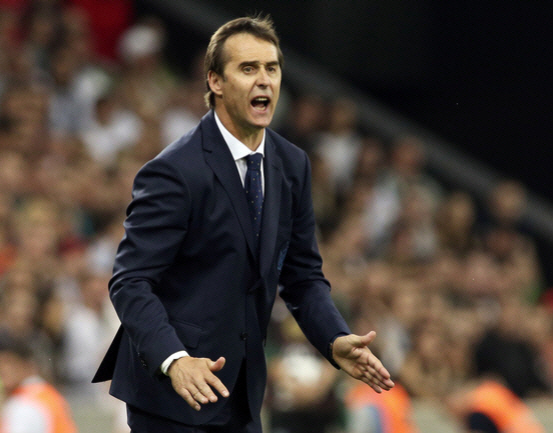 스페인 월드컵 앞두고 로페테기 감독 경질…후임 페르난도 이에로