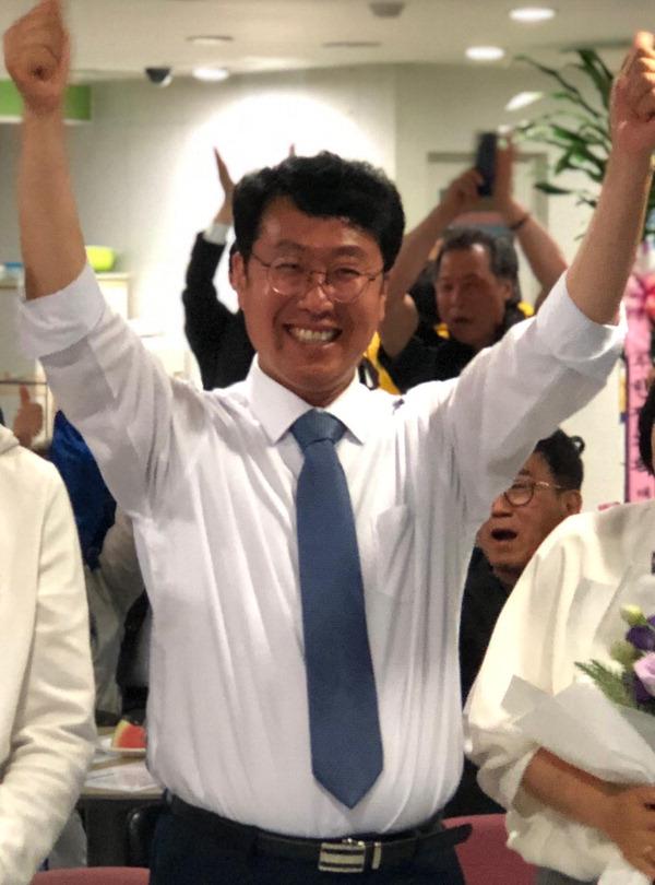 박재범 남구청장 당선인- 지역 맞춤형 공약으로 5 대 1 경쟁 승자