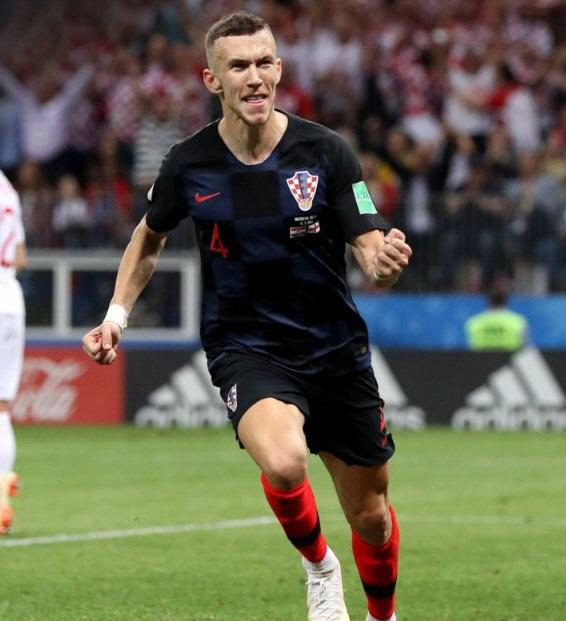 크로아티아, 잉글랜드 꺾고 월드컵 결승...1골 1도움 페리시치 MOM