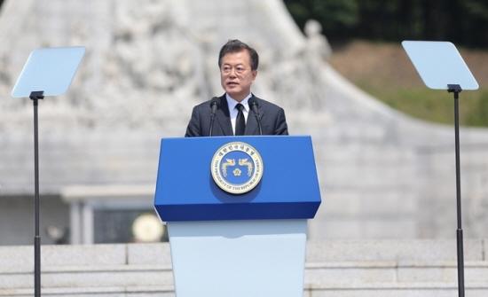 제63회 현충일 추념식 대전현충원서 개최