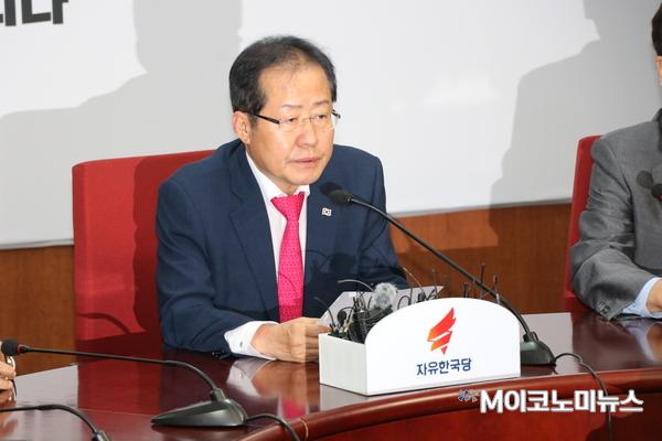 유승민 이어 홍준표도 사퇴...야권發 정계개편 불가피