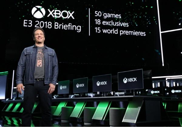 Microsoft, E3 에서 18 개 콘솔 런치 독점 및 15개 게임 최초 공개, 50 개 이상 게임 선보여
