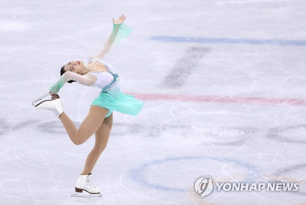 피겨 최다빈 올림픽 데뷔전서 개인최고점…한국 예선탈락