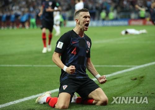 월드컵- 크로아티아, 잉글랜드 격파..15일 자정 프랑스와 결승