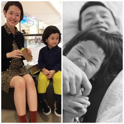 """봉태규, 아내 하시시박-아들 시하에게 전한 말 """"예뻐라"""""""
