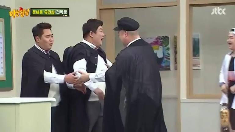 '아는 형님' 문세윤 유민상 출연.. 2049 시청률 1위