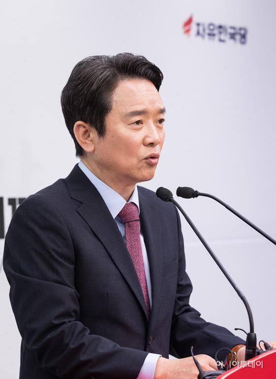 """남경필 경기지사 """"이재명 전 시장을 선거 파트너로 인정할 수 없습니다"""""""