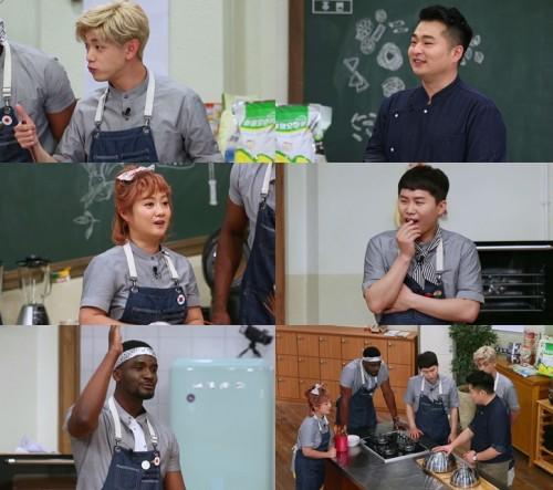 [친절한 프리뷰] '다 해먹는 요리학교' 에릭남, 이원일 셰프에 요리 수업 받는다
