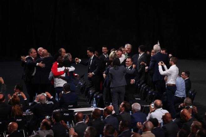 2026년 월드컵 미국·캐나다·멕시코 공동개최