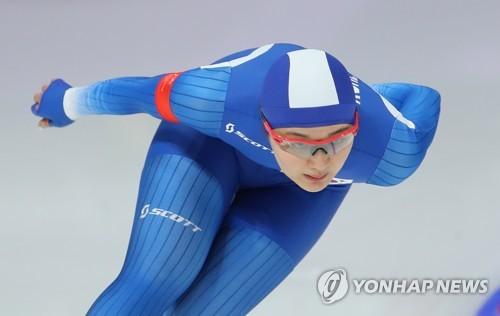 [2018 평창]여자 스피드 스케이팅 1000m서 박승희 16위