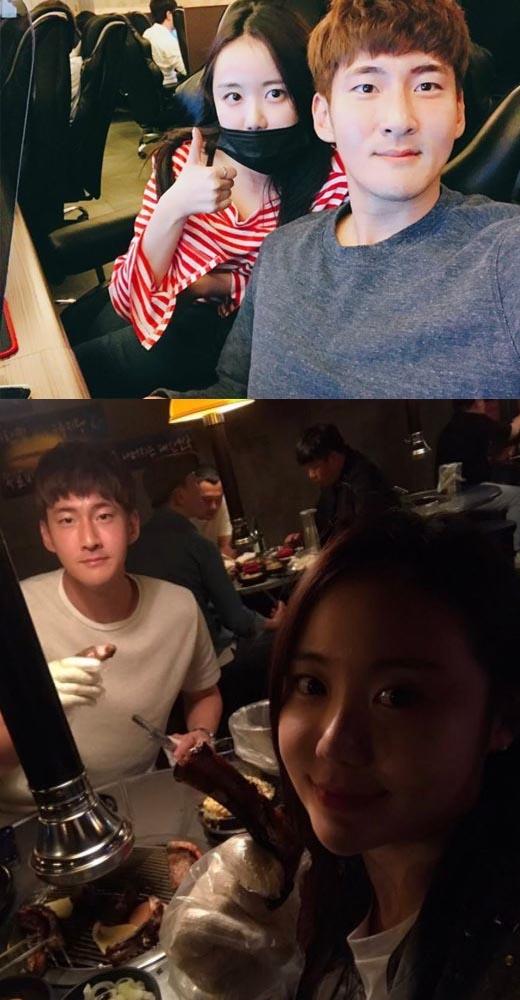 이경규 딸 이예림, 축구선수 김영찬과 열애설…최근 인스타그램에 다정샷도