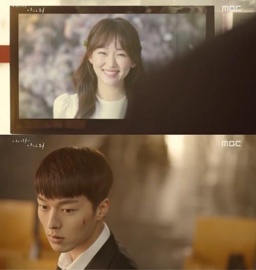 """'이리와 안아줘' 장기용, TV 속 진기주 단숨에 알아봐 """"너구나"""" 눈물"""