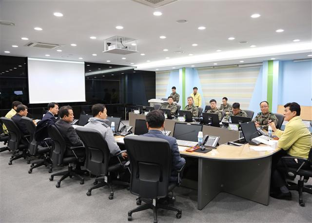 시군별 종합상황실 운영 안전한 설 연휴 위해 전 행정력 동원