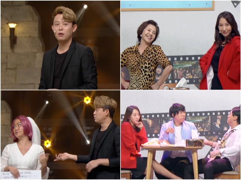 `코미디빅리그` 토니안 이상형은 박나래? `국민시어머니` 서권순-`국민불륜녀`