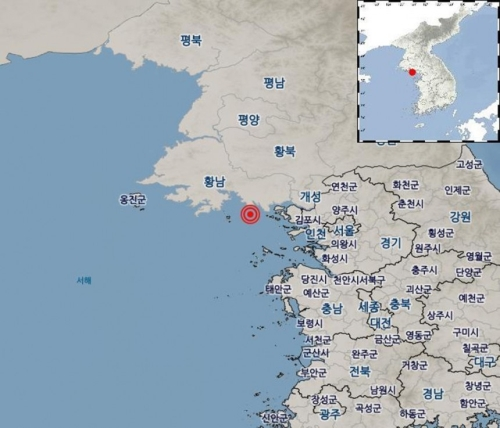 일본 지진 이어 인천 지진…한반도 결코 지진 안전지대 아니다